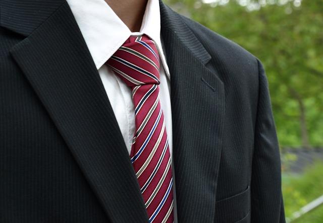 O krawatach słów kilka