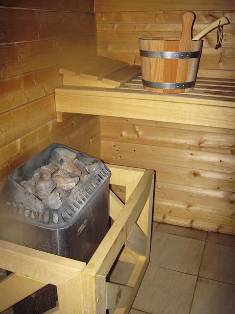 Dobroczynne działanie sauny