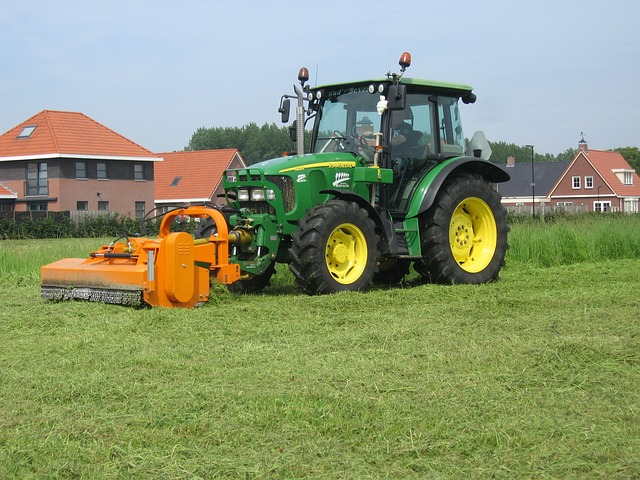 Od konia do traktora