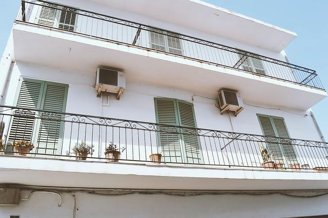 Balkon nowym ogrodem