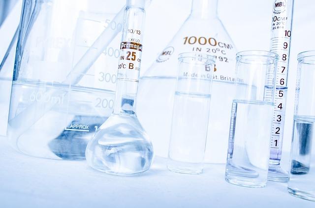 Wyposażenie pracowni chemicznej