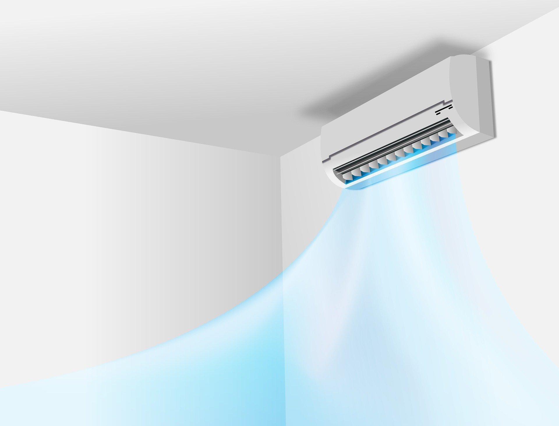 Gdzie zamontować klimatyzator?